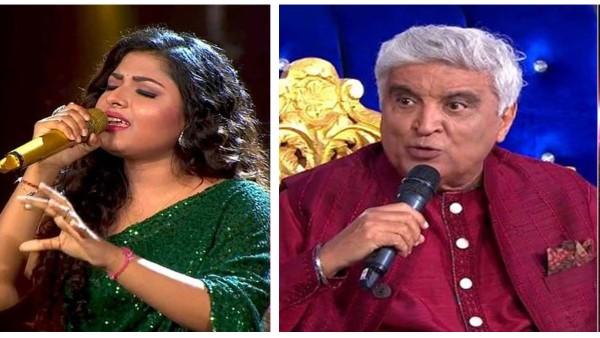 Indian Idol 12: Javed Akhtar Is All Praise For Arunita Kanjilal's Performance, Says 'Lata Ji Ki Yaad Dila Di'