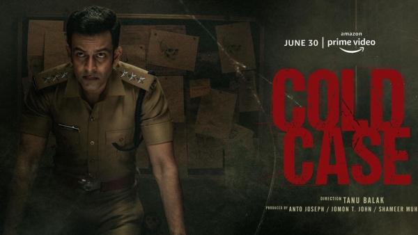 Cold Case Twitter Review: Did Prithviraj Sukumaran-Aditi Balan Starrer Impress Twitterati?