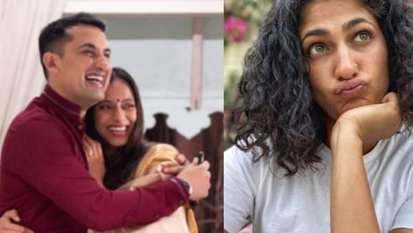 Danish Sait Gets Hitched To Anya Rangaswami, Sister Kubbra Sait Extends Warm Wishes