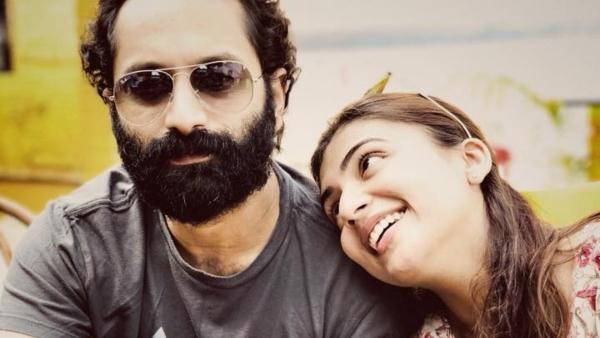 Fahadh Faasil Opens Up About Malik And Wife Nazriya