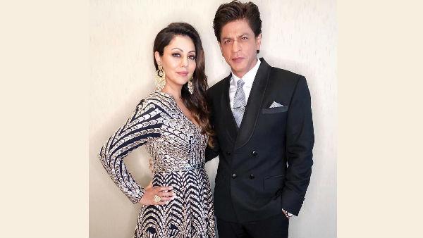 Gauri Khan Shares Romantic Post For Shah Rukh Khan
