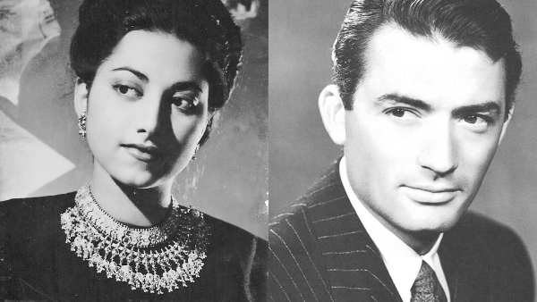 Hollywood Actor Gregory Peck & Suraiya's Iconic Photo Goes Viral, Later Was Surprised By Peck's Sudden Visit
