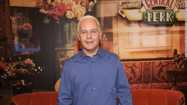 Friends' James Michael Tyler AKA Gunther Opens Up About Stage 4 Cancer Diagnosis