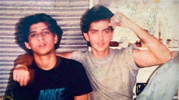 Hrithik Roshan And Farhan Akhtar Give Bromance Goals In This Throwback Picture