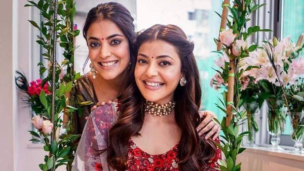 Nisha Aggarwal Has A 'Selfish' Birthday Wish For Sister Kajal Aggarwal