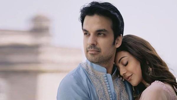 Gautam Kitchlu's Birthday Wish For Kajal Wins The Internet