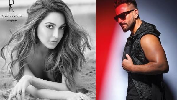 Dabboo Ratnani Calendar 2021: Kiara Advani Goes Sultry, Saif Ali Khan Gives Major Rockstar Vibes