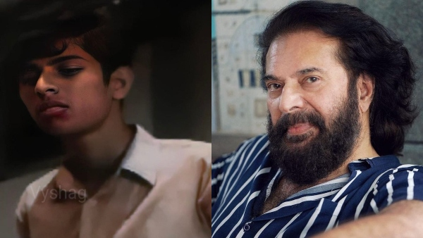 Mammootty Shares A Rare Still Of His First Movie Appearance; Netizens Are In Love!