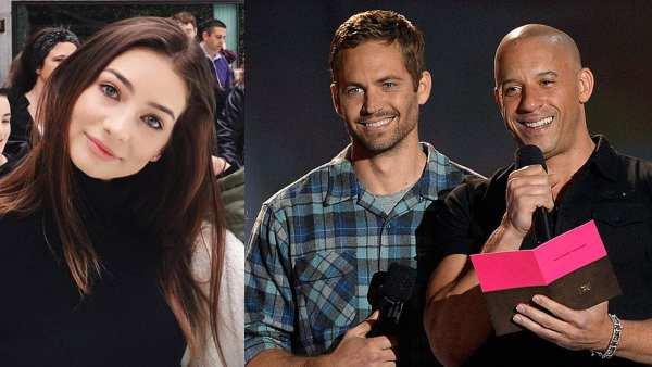 Vin Diesel Hints At Paul Walker's Daughter Appearing In F9