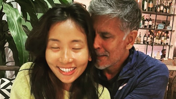 Milind Soman's Wife Ankita Konwar Reacts To Not Having Kids After Marriage!
