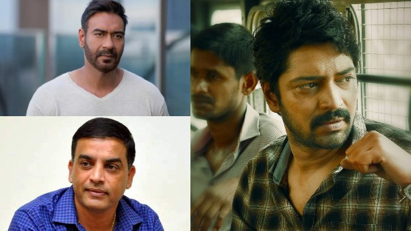 Ajay Devgn & Dil Raju Join Hands For Hindi Remake Of Naandhi