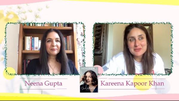 नीना गुप्ता ने करीना कपूर खान को बताया कि जिस आदमी से वह शादी करने वाली थी, उसने उसे छोड़ दिया था