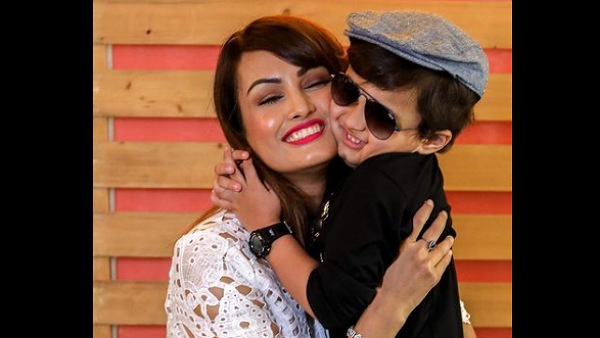 Nisha Rawal Celebrates Her Son Kavish's Birthday Amidst Marital Discord With Karan Mehra