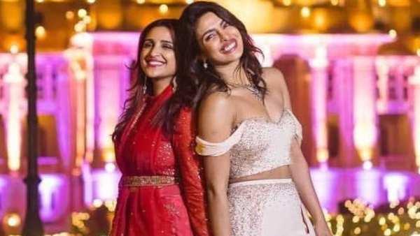 Priyanka Chopra, Parineeti Chopra