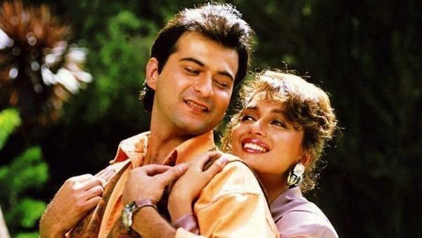 Sanjay Kapoor Recalls His First Shot With Madhuri Dixit For Raja; 'Never Felt I Was Working With A Superstar'