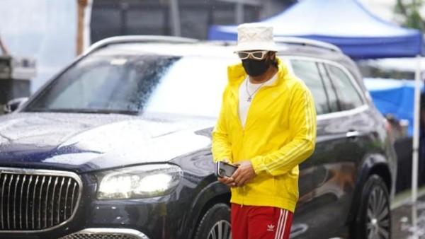 Ranveer Singh Is Back On The Sets Post Mumbai Lockdown