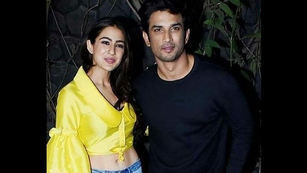Paparazzo Reveals SSR Had An Argument With Sara Ali Khan