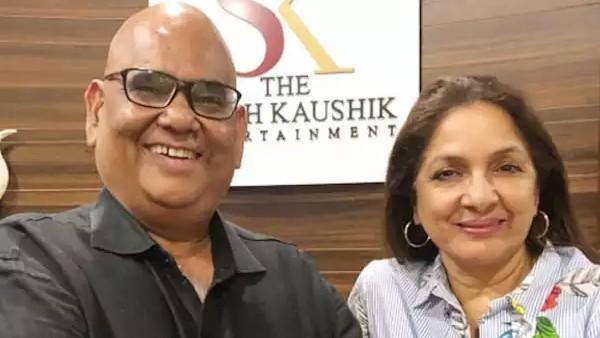 Satish Kaushik Reveals Why He Offered To Marry Neena Gupta!