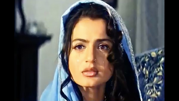 20 Years Of Gadar: Ameesha Shares One Of Her Favourite Scene