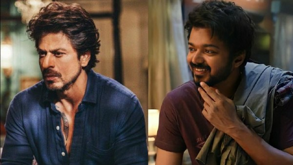 SRK's Reply To One Of Thalpathy Vijay Fans Is Winning Hearts