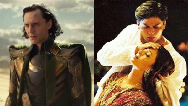 Tom Hiddleston Says Shah Rukh Khan's Devdas Was Nothing Like Anything He Had Ever Seen