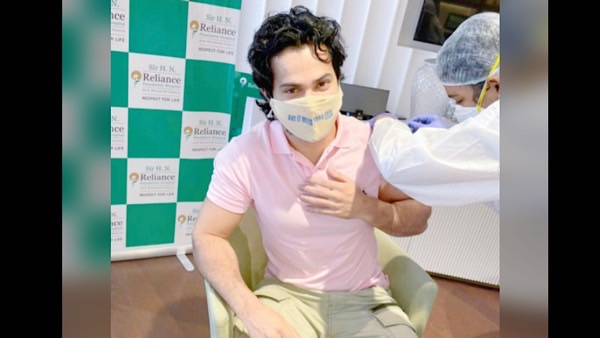Varun Dhawan Receives His COVID-19 Vaccine, Says 'Don't Be A Prick Go Get The Prick'