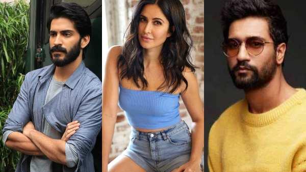 Katrina Kaif, Vicky Kaushal, harsh varrdhan kapoor,