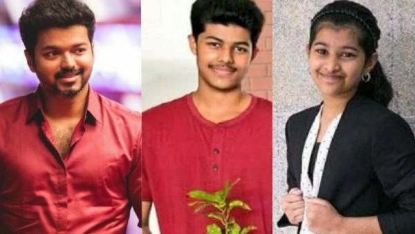 Vijay's Son Jason & Daughter Divya Are Not On Twitter