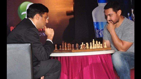 आमिर खान COVID-19 राहत के लिए धन जुटाने के लिए विश्वनाथन आनंद के खिलाफ शतरंज खेलेंगे