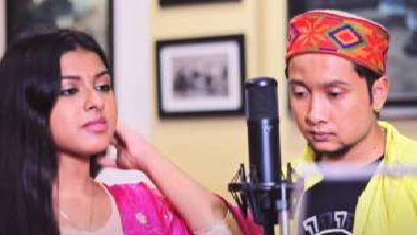 Himesh Reshammiya Releases The Track Terii Umeed Crooned By Pawandeep And Arunita