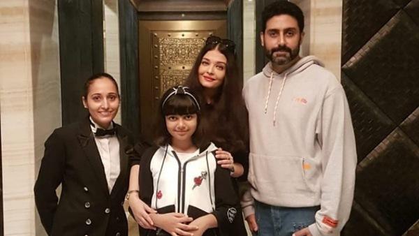 'Aaradhya Looks So Tall', Netizens Gush Over Aishwarya Rai And Abhishek Bachchan's Daughter's Latest Picture