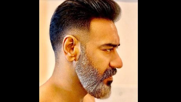 Ajay Devgn's New Look With Salt & Pepper Beard Leaves Abhishek Bachchan, Kartik Aaryan Impressed