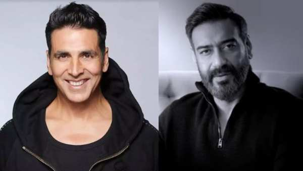 Akshay Kumar Credits Real Author After Mistakenly Praising Ajay Devgn For Writing A Poem