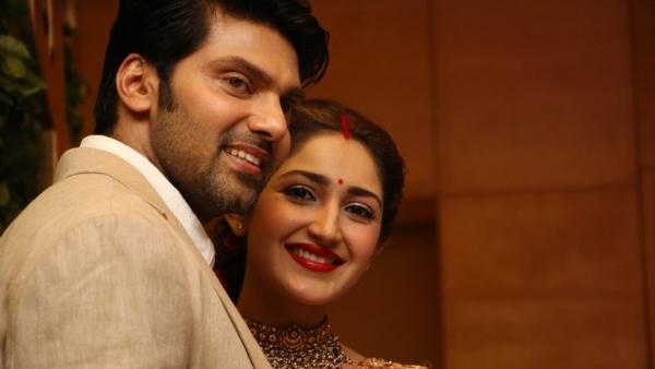 Arya And Sayyeshaa Welcome Baby Girl, Confirms Best Buddy Vishal!