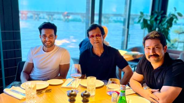 Special Ops 1.5: Aftab Shivdasani Shares BTS Pictures With Kay Kay Menon As They Shoot In Ukraine