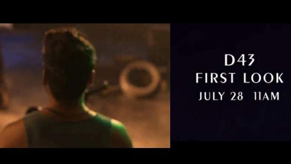 D43 First Look: Highly Awaited Update Of Dhanush Starrer To Be Out Tomorrow At 11 AM!