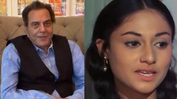 Dharmendra Gets Nostalgic About Jaya Bachchan's Guddi