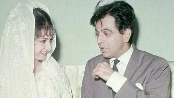 RIP Dilip Kumar: The Legendary Actor's Eternal Love Story & 54 Years Of Marriage With Saira Banu