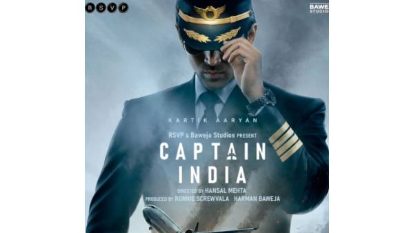 Kartik Aaryan To Learn To Fly A Plane For His Role In Captain India?
