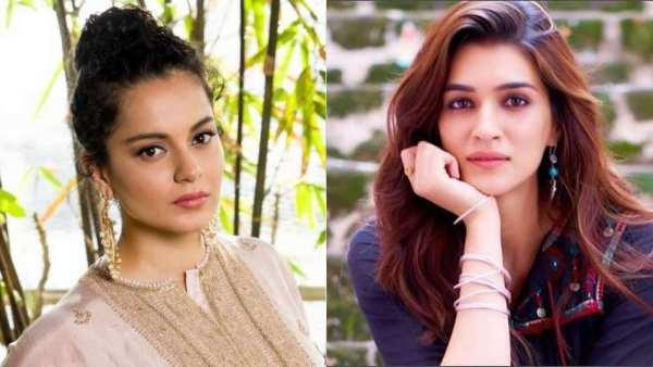Kangana Ranaut Wishes Luck To Kriti Sanon For Upcoming Film Mimi, Says 'How Amazing You Look'