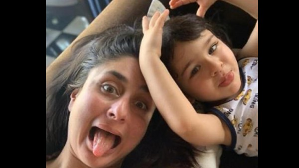 Kareena Kapoor Khan Recalls Hitting Back To Work Soon After Giving Birth To Taimur; 'I Was Aching For My Baby'