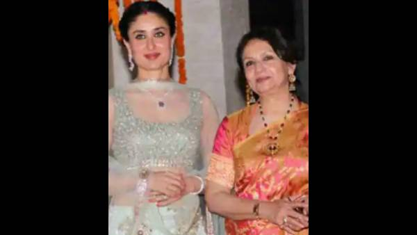 Kareena Kapoor Khan Credits Mother-In-Law Sharmila Tagore For Motivating Her To Work During Her Pregnancies