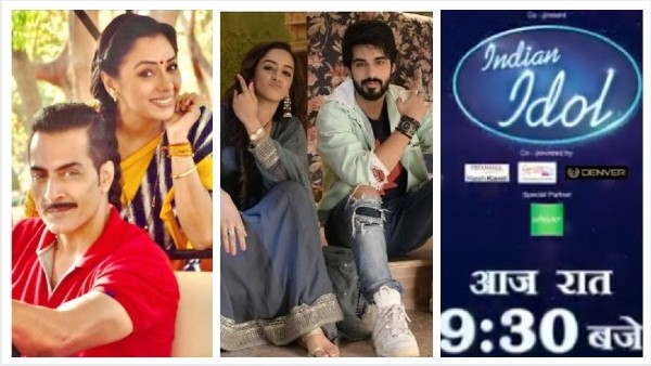 Latest TRP Ratings: Yeh Hai Chahatein & Indian Idol 12 Swap Places; Colors TV Retains 2nd Place