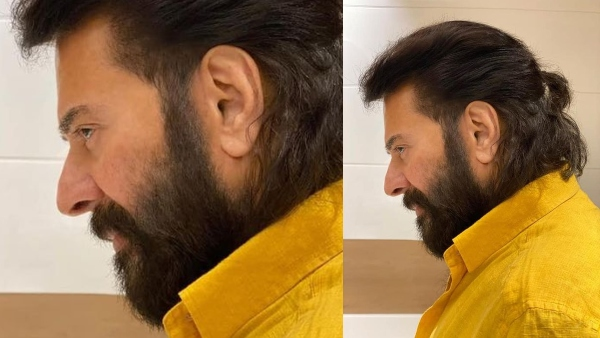 Mammootty Reveals His New Look; Hints That Something Is Cooking!