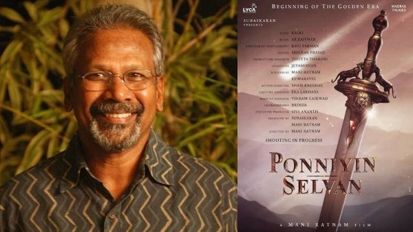 Ponniyin Selvan: Cast Member Shares A Massive Update!