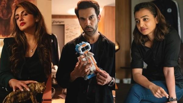 Rajkummar Rao, Radhika Apte And Huma Qureshi Team Up For Vasan Balan's Monica, Oh My Darling