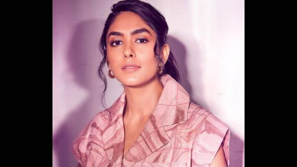 Exclusive: Mrunal Thakur On Her Journey In Showbiz: I'm Not Afraid Of People Forgetting Me