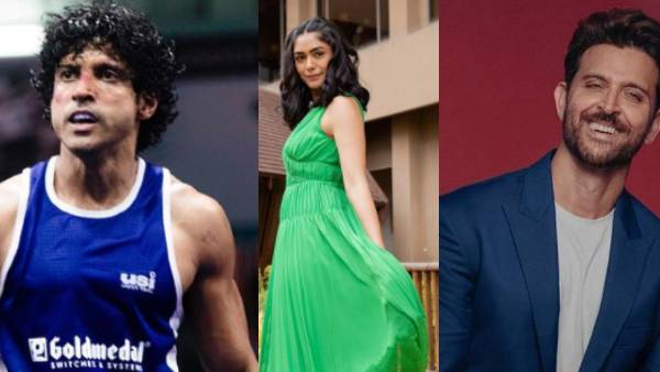 Exclusive: Mrunal Thakur On What She Learnt From Her Co-Stars Farhan, Hrithik, John And Shahid