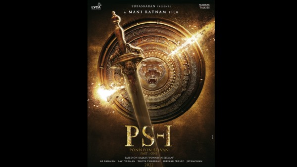 Ponniyin Selvan's Latest Poster Oozes Grandeur And Royal Power!