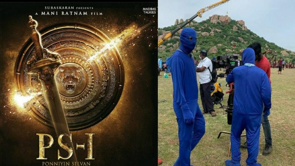 Ponniyin Selvan: Intriguing Pictures From The Shooting Spot Take Over The Internet